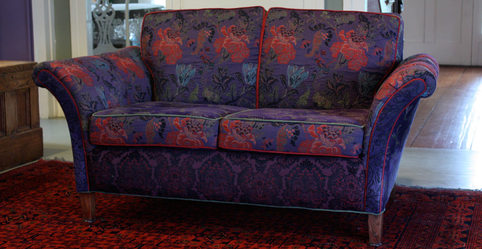 Upholstered Furniture With Jacquard Fabrics Upholstery Molly Rose Designs